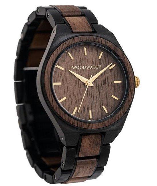 De officiële WoodWatch | Abyss | Houten horloge heren