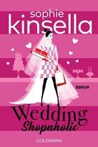 Omslag Wedding Shopaholic
