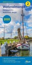 ANWB wateralmanak  -  Wateralmanak 2 - 2021