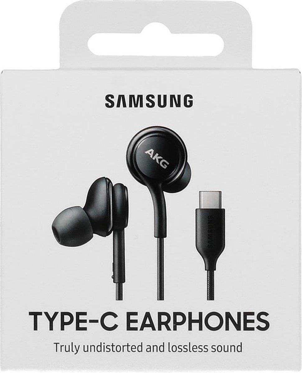 Samsung in-ear oordopjes – USB-C aansluiting – voor Galaxy S20/S21 en Note 10/Note20