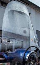 Byerain Anti regen folie - Vespa - Sprint - Zip - Scooterwindscherm | Waterafstotende Spray - Scooter accessoires Regensticker - Anti regenfolie - nano coating