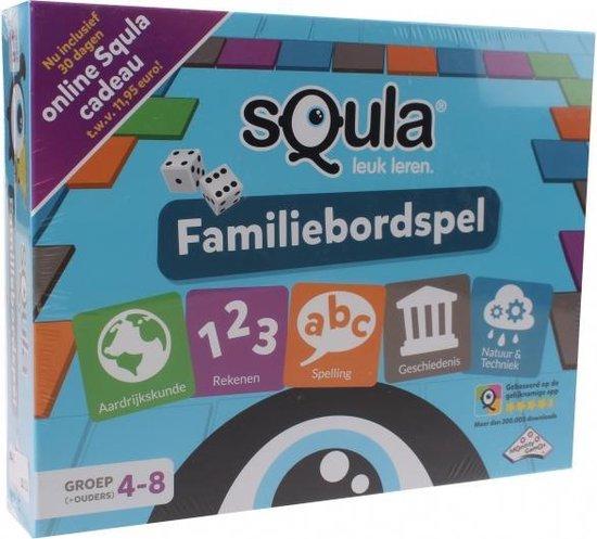 Afbeelding van het spel Squla Familiebordspel - voor groep 4-8 + ouders