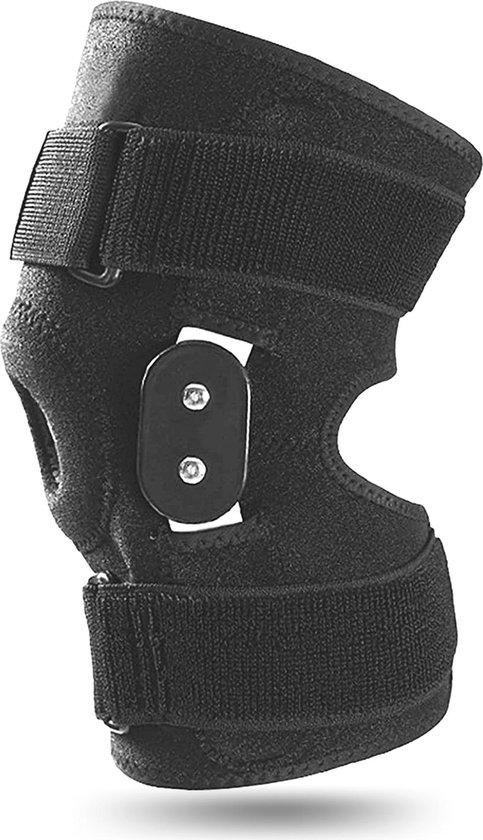 U Fit One® 1 Stuk Patella Kniebrace - Elastisch Verstelbaar Kniebandage - Versteviging Knie Brace - Open Patella Knie Brace - Verstelbaar Compressie Bandage - Ondersteuning - Sport Band Strap - Fitness