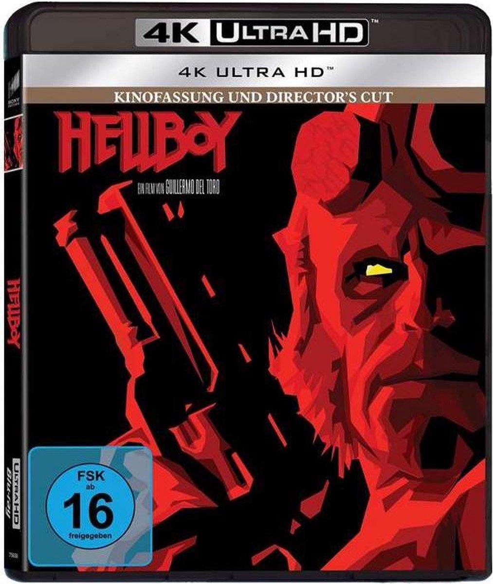 Hellboy (Ultra HD Blu-ray)-