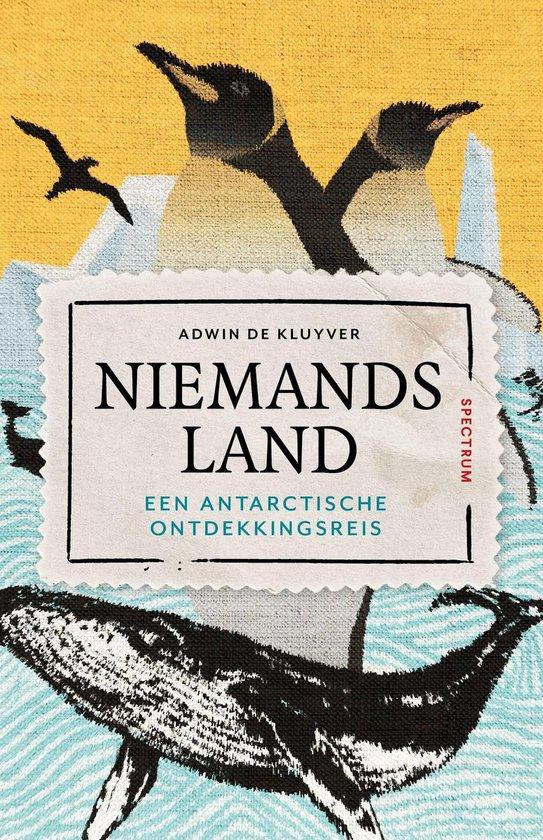 Boek cover Niemandsland van Adwin de Kluyver (Onbekend)