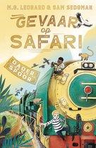 Dader op het spoor 3 -   Gevaar op safari