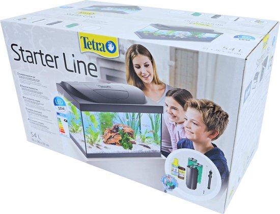 Tetra Starter Line LED aquarium, 54 liter.