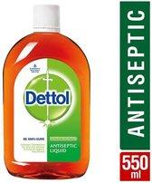 Dettol - Antiseptisch allesreiniger - 550 ml