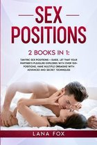 Sex Positions: 2 Books in 1