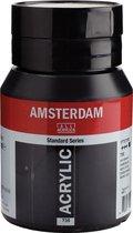 Amsterdam acrylverf 500ml 735 Oxide zwart