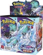Pokemon Sword & Shield Chilling Reign Booster box