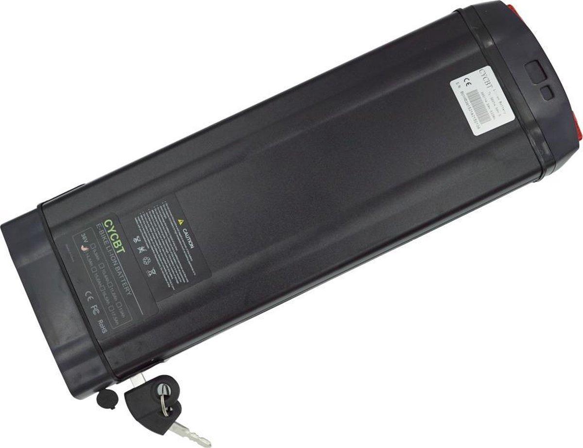 Ebike battery 36V-14.5AH E-bike accu Compatible Fietsaccu Stella Type 2, gemaakt van Samsung Cell
