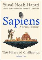 Omslag Sapiens: A Graphic History, Volume 2