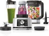 Ninja Foodi CB350EU - Power Nutri 3-in-1 Blender - Blender-to-go - Food processor - 1200 Watt - Auto-iQ