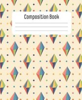 Composition Book: Gorgeous one-of-a-kind composition notebook