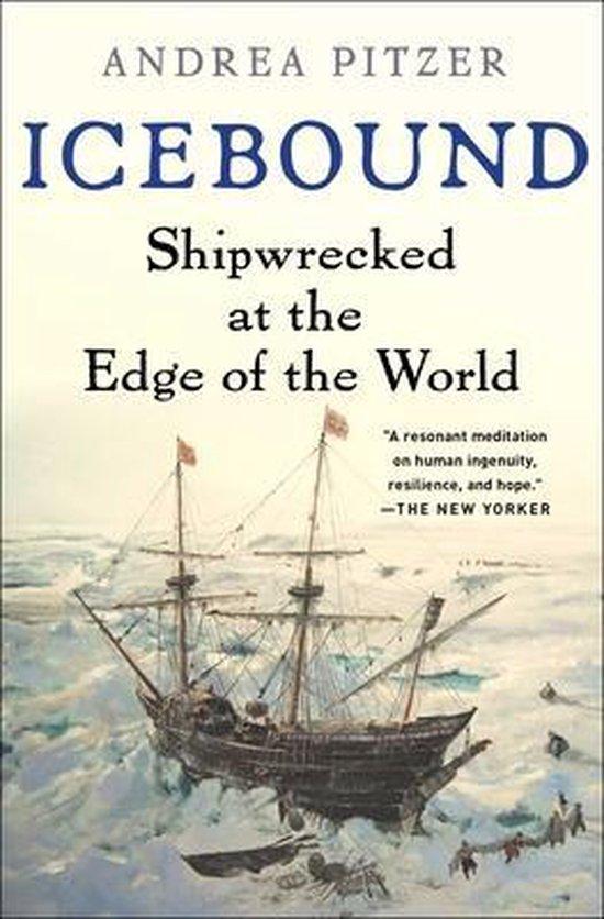 Boek cover Icebound van Andrea Pitzer (Paperback)