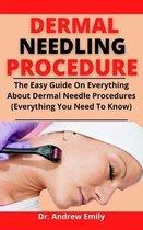 Dermal Needling Procedure
