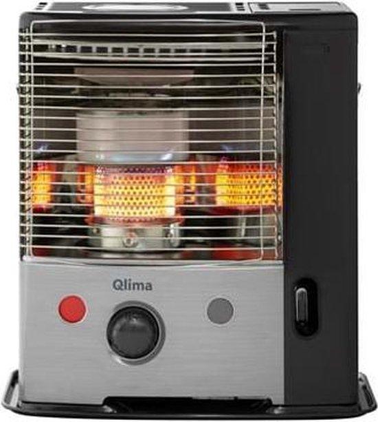 Qlima R8128 SC Petroleumkachel