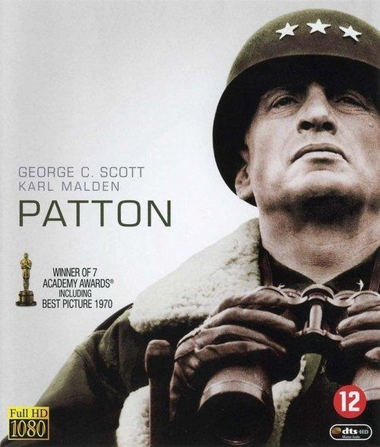 Cover van de film 'Patton'