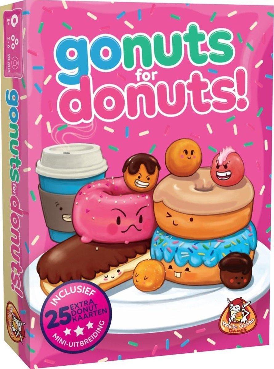 Go Nuts for Donuts! - Kaartspel