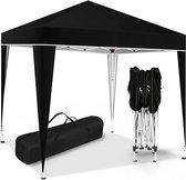 Sens Design Partytent Opvouwbaar - 3 x 3m - Zwart