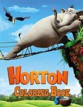 Horton Coloring Book