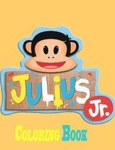 Julius Jr. Coloring Book