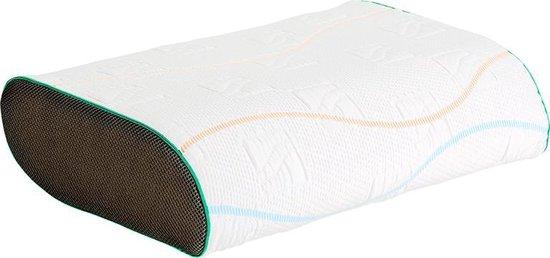 M line Pillow You Groen