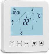 WiFi Thermostaat | Bediening via App | Google Home | Amazon Alexa | Wit