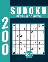 Sudoku Erwachsene Medium Bis Schwer Band 7