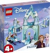 LEGO Disney Frozen 4+ Anna en Elsa's Frozen Wonderland - 43194