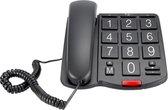 Profoon TX-575 Huistelefoon met grote toetsen - Met bellampje, je ziet dat er gebeld wordt