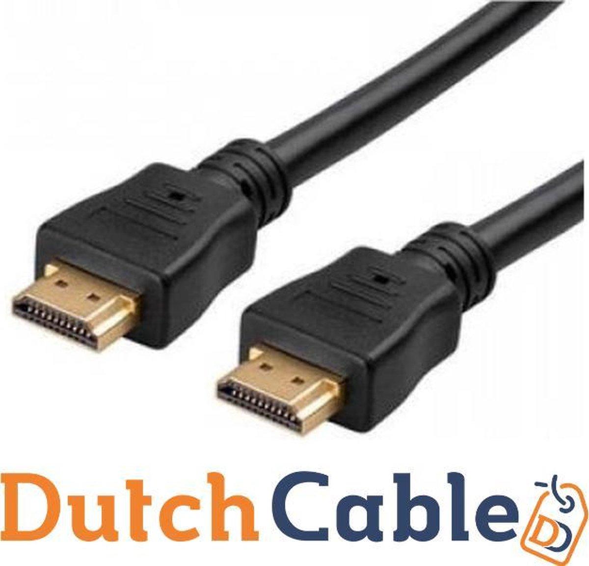 Dutch Cable HDMI 2.0 0,5 meter 4K