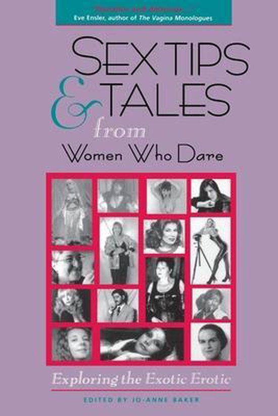 Sex Tips and Tales from Women Who Dare