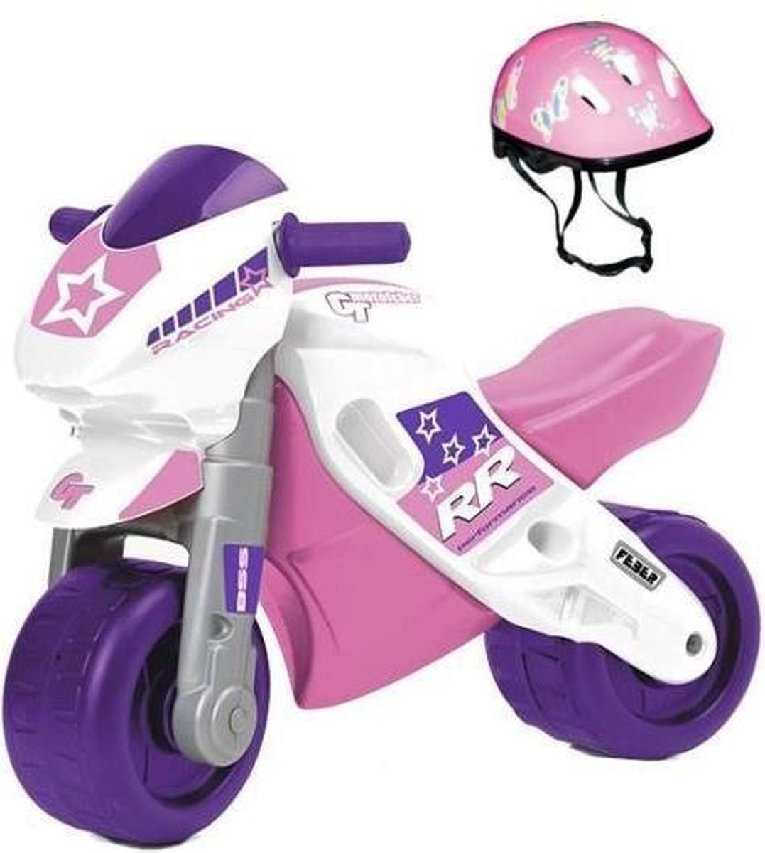 Feber Motofeber 2 Racing Pink
