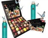 ChocolaDNA - Moederdag cadeautje giftset geur en smaak Rituals en Chocolade bonbons truffels