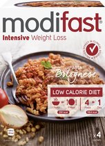 Modifast Intensive Pasta bolognese LCD 4X62G