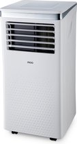 MOA Mobiele Airco 7000 BTU - Airconditioning - Inclusief afstandsbediening & raamafdichting - Ontvochtigingsfunctie - A011D - Wit