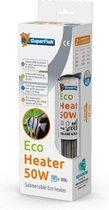 Superfish Eco mini heater 50 watt - voor kleine aquarium - Verwarming - Tot 30 ltr - 50W - 17 cm