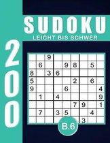 Sudoku Erwachsene Leicht Bis Schwer Band 6