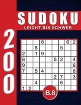 Sudoku Erwachsene Leicht Bis Schwer Band 8
