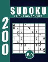 Sudoku Erwachsene Leicht Bis Schwer Band 9