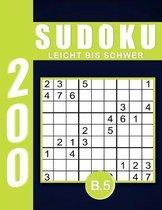 Sudoku Erwachsene Leicht Bis Schwer Band 5