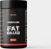 Serious Measures - Hardcore Fat Killer - fat burner - supplement - 60 capsules