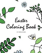 Easter Coloring Book for Children (8x10 Coloring Book / Activity Book)