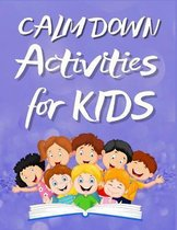 Calm Down Activities For Kids