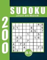 Sudoku Erwachsene Leicht Bis Medium Band 9