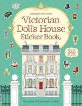 Victorian Doll's House Sticker Book