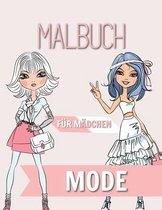 Mode Malbuch fur Madchen