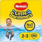 Huggies Little Swimmers - zwemluiers - maat 2/3 - (3 tot 8 kg) - voordeelverpakking